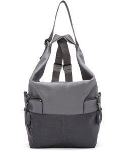 C te and Ciel | Grey Medium Ganges Alias Backpack