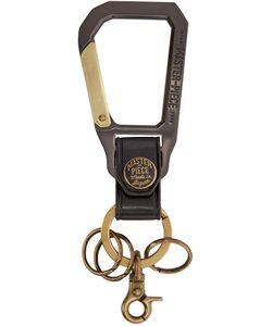Master-Piece Co | Gunmetal Carabiner Keychain