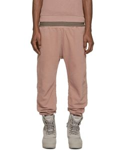 YEEZY SEASON 1 | Rose French Terry Lounge Pants