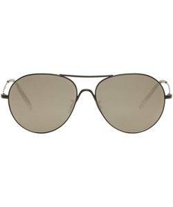Oliver Peoples | Rockmore Aviator Sunglasses