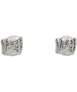 PEARLS BEFORE SWINE | Forged Stud Earrings