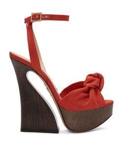 Charlotte Olympia   Platform Vreeland Sandals