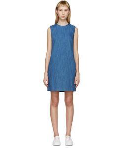 ATEA OCEANIE | Blue Denim Dress