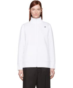 ADIDAS ORIGINALS BY HYKE | Bonded Jersey Track Jacket