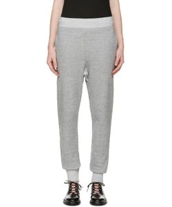 Hyke | Grey Sarouel Lounge Pants