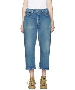 CHIMALA | Blue Vintage Baggy Jeans