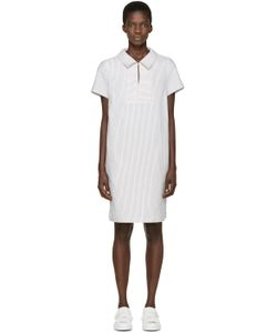 YMC | Linen Pinstripe Dress