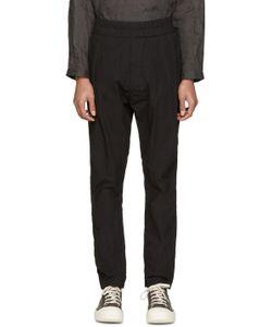 NIL0S | Drop Crotch Trousers