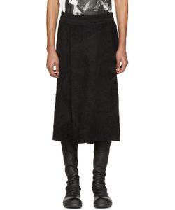 NIL0S | Jacquard Crossover Shorts