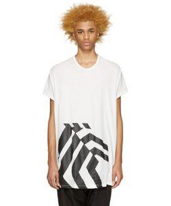 NIL0S | White Graphic T-Shirt