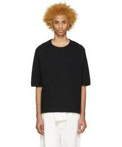 Sasquatchfabrix | Waffle Knit T-Shirt