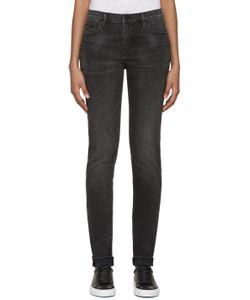 Earnest Sewn | Black Skinny Natasha Jeans