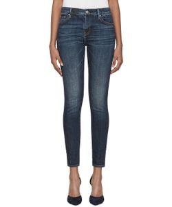 Earnest Sewn | Blue High-Rise Blake Jeans