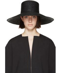 Clyde | Straw Wide Brim Neckshade Hat