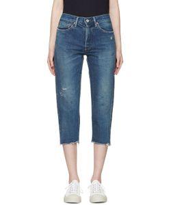 CHIMALA | Indigo Selvedge Jeans