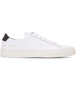Common Projects | And Achilles Retro Low Sneakers