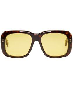 Gucci | Bold Rectangular Sunglasses