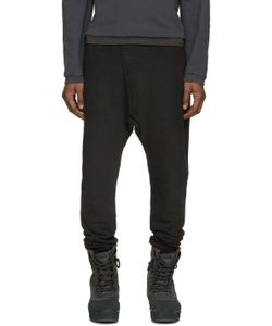 YEEZY SEASON 1 | Black Sarouel Lounge Pants