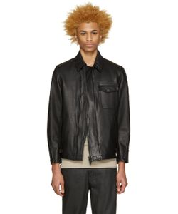 Blackmeans | Leather Jacket
