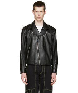 Johnlawrencesullivan | Leather Layered Jacket