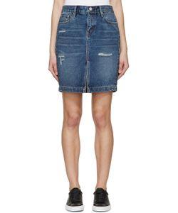 Earnest Sewn | Blue Denim Skirt