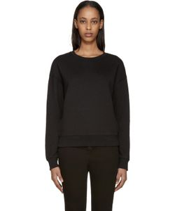 Earnest Sewn | Black Abby Sweatshirt
