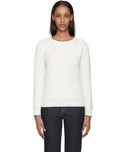 Earnest Sewn | White Tourmaline Sweater