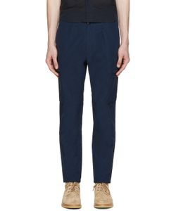 Nanamica | Navy Cargo Trousers