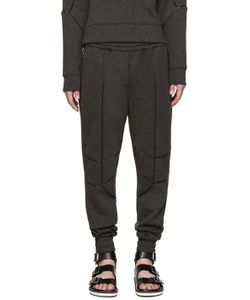 Pyer Moss | Ssense Exclusive Patent Trim Lounge Pants