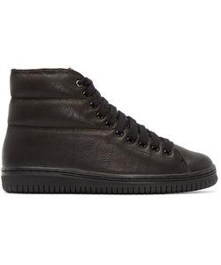 CHRISTIAN PEAU | Black Cp-Hc-Gr High-Top Sneakers