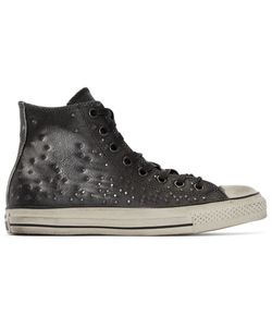 Converse by John Varvatos | Leather Studded High-Top Sneakers