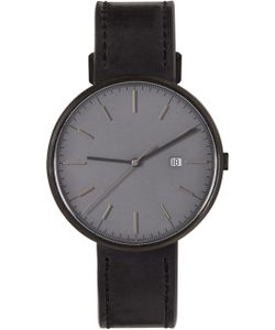 Uniform Wares | Gunmetal And Black M40 Watch