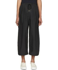 Sasquatchfabrix   Wide-Leg Trousers