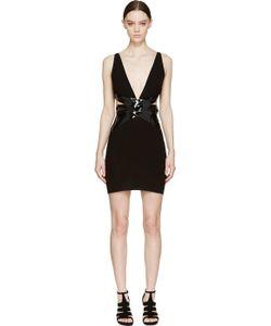Iris Van Herpen | Laser-Cut Waspie Dress