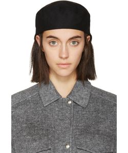 Clyde | Wool Acton Cap