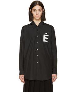 Etudes Studio | Poplin Ombre Shirt