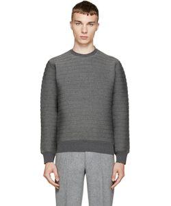Johnlawrencesullivan | Quilted Neoprene Sweatshirt