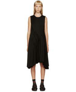 Noir Kei Ninomiya | Black Pleated Dress