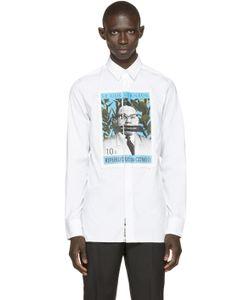 A.Sauvage | White Le Gouverneur Shirt