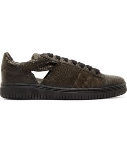 CHRISTIAN PEAU | Ard Cut-Out Sneakers