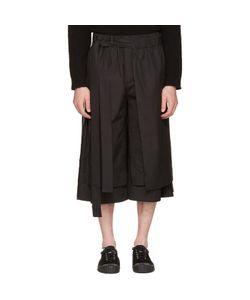CRAIG GREEN | Layered Track Shorts