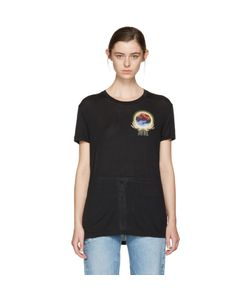 OFF-WHITE   Hand Sphere Over T-Shirt
