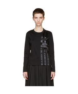 Noir Kei Ninomiya | Tape T-Shirt