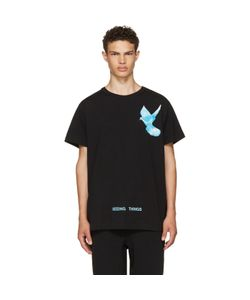 OFF-WHITE | Not Real Dove T-Shirt