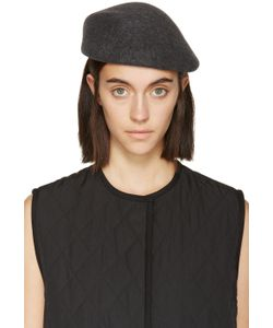 Clyde | Wool Sazzy Beret