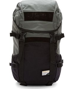 Master-Piece Co | Black And P01 Edition Rucksack