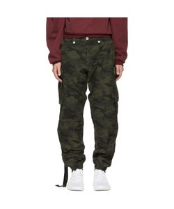 UNRAVEL | Camouflage Ripstop Cargo Pants