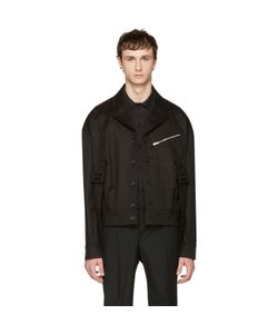 Yang Li | Belted Army Jacket