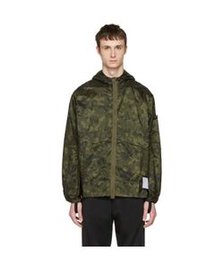 SATISFY | Camo Packable Windbreaker