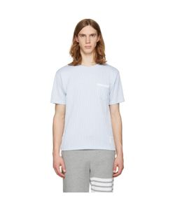 Thom Browne | Striped Pocket T-Shirt